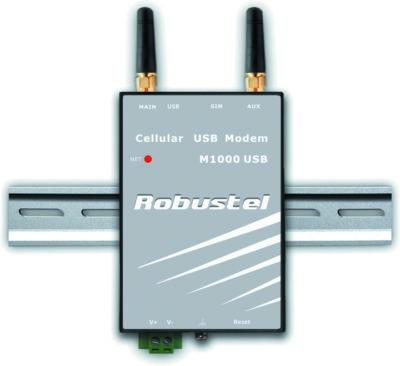M1000 USB — 2G/3G/4G-модем (производитель — Robustel)