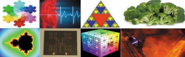 Источники вдохновения для разработки геометрии фракталов