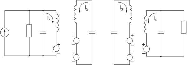 Архитектура беспроводной системы зарядки с четырьмя катушками и резонансной связью