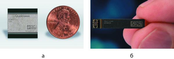 Антенные модули миллиметрового диапазона