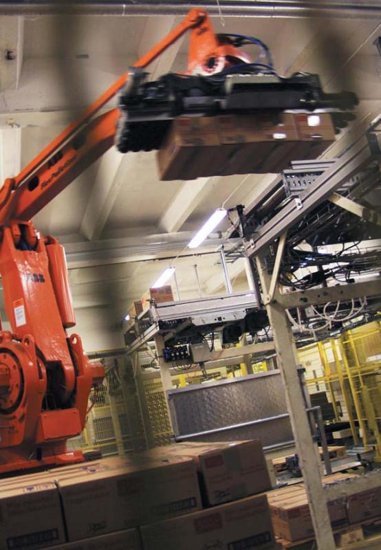 Технология Bluetooth может быть надежным и простым в использовании решением для промышленной беспроводной связи — например, в робототехнике