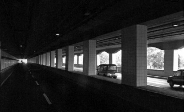 Автомобильный тоннель, о. Тайвань
