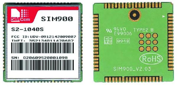 Форм-фактор SIM900 и SIM900R
