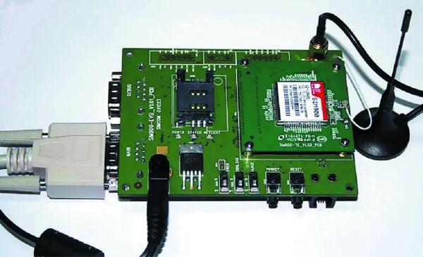 Отладочное средство для GSM модуля SIM900