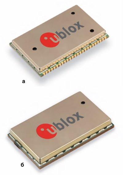GSM-модули от компании u-blox: LEON-G100 и SARA-G350