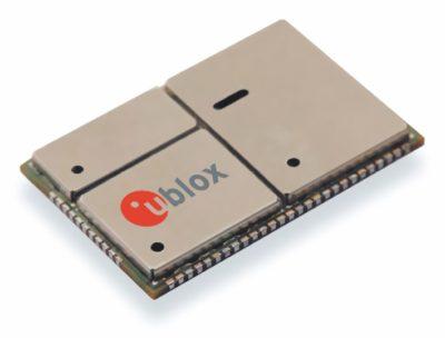 3G-модуль серии LISA-U2XX