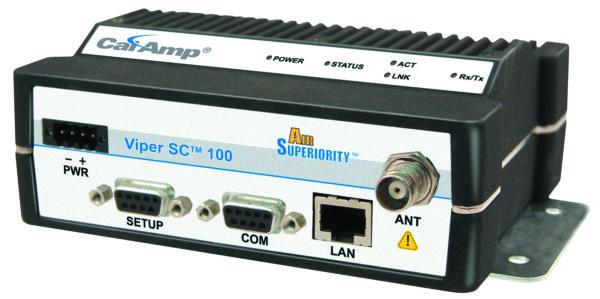 Внешний вид радиомодема Viper-SC