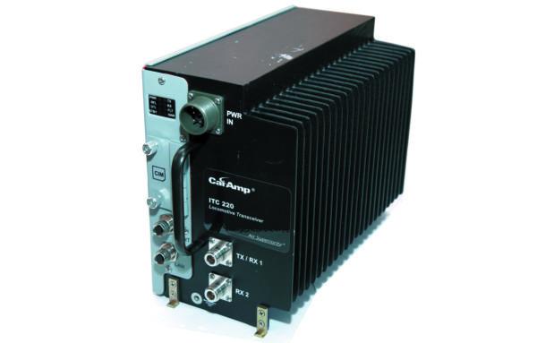 Внешний вид бортового радиомодема ITC 200