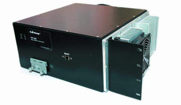 Внешний вид радиомодема базовой станции ITC 200