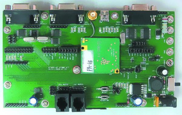 Отладочный комплект EVK-G510-Q50-EUR