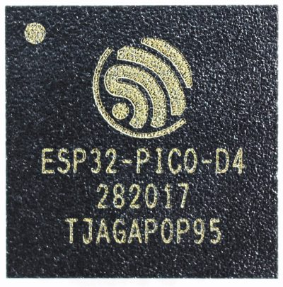 Новый чип ESP32-PICO-D4