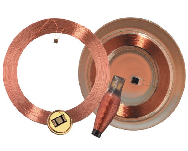 Метки RFID могут быть повреждены при воздействии мощных магнитных полей, используемых в системах беспроводной передачи энергии