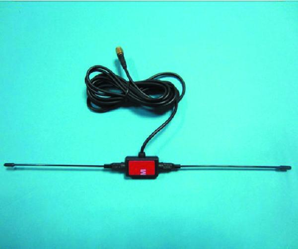 Симметричная антенна с магнитным креплением