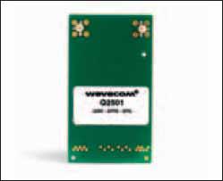 GSM/GPRS/GPS модуль Q2501