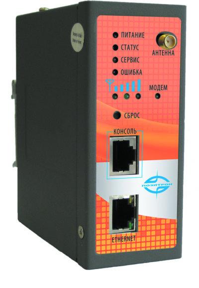 3G-маршрутизатор «Позитрон XR» с двумя Ethernet-портами