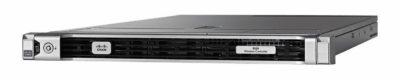 Внешний вид контроллера беспроводной связи Cisco 5520