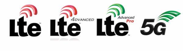 Новый логотип для сетей пятого поколения показывает эволюцию технологии, при этом в нем сохранены элементы старого дизайна.