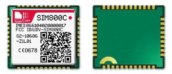 GSM-модуль SIM800C