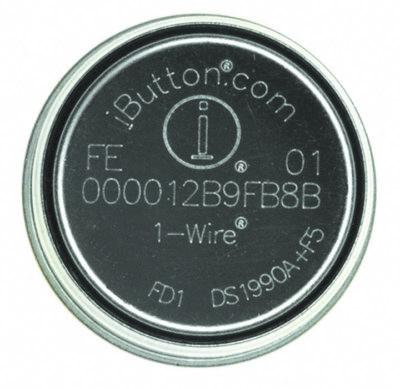 Устройство iButton S1990A Dallas Semiconductor