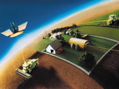 Пример использования ГЛОНАСС-трекеров в сельском хозяйстве