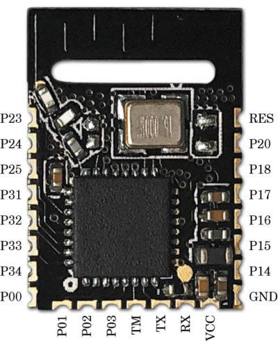 Bluetooth 5.0 модуль HM-BT4502B