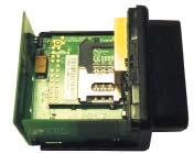 Внешний вид модема МТ3000 со снятой крышкой