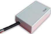 Внешний вид автомобильного диагностического контроллера TempX J1939