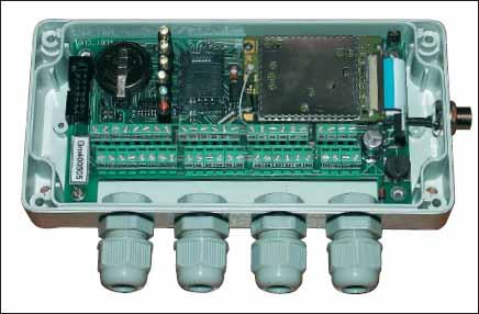 Внешний вид модуля GM9/18