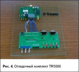 Отладочный комплект TM3000