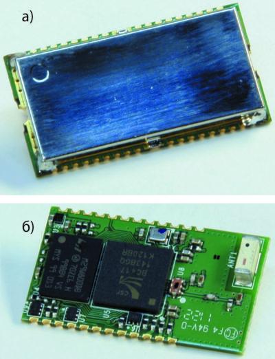Bluetooth-модули LM Technologies