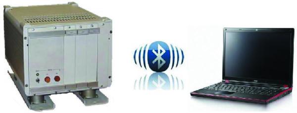 Bluetooth-соединение с изделием без устройства ввода информации