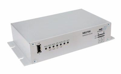 3G/LTE/2SIM-роутер NB2700 Mobile&WLAN производства NetModule