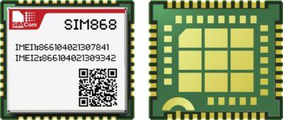 Комбомодуль SIM868