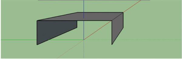 Фигура для имитации туннеля