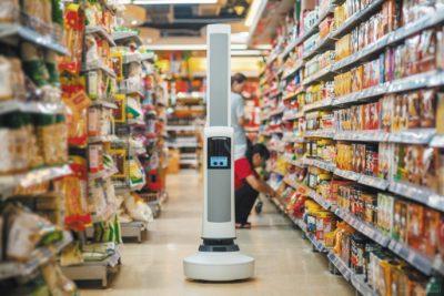 Робот-мерчендайзер