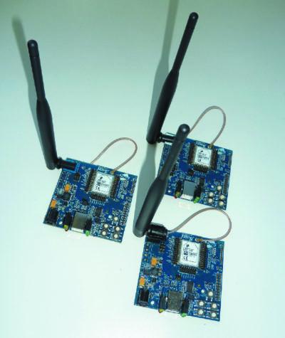 Модули XBee 865/868LP