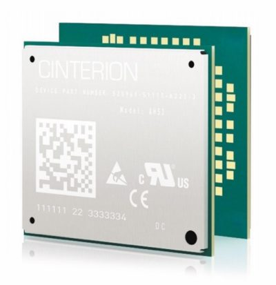 3G-модуль AHS3 со встроенным GPS/ГЛОНАСС-приемником