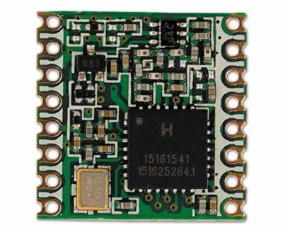 LoRa-модуль RFM95W