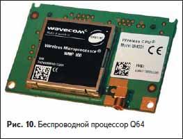Беспроводной процессор Q64