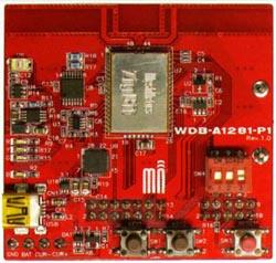 Интеграция модуля ZigBee / IEEE 802.15.4 с печатной платой