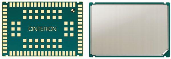 Внешний вид GSM-модуля BGS2