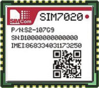 модуль SIM7020E