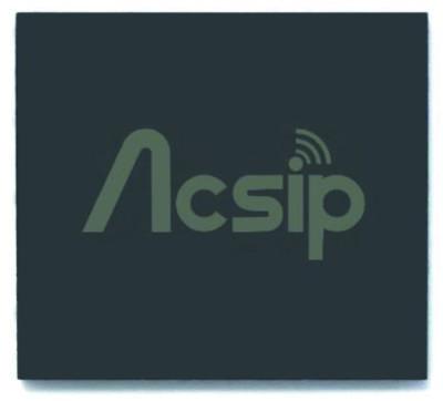 Новый модуль ACSIP S62F