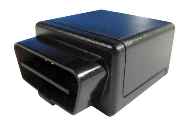 Внешний вид модема МТ3000 с автомобильным интерфейсом J1962, OBD-II