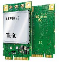 Модуль LE910-EU V2 MiniPCIe