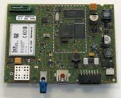 Базовый модуль GE863-GPS