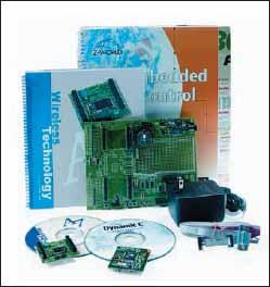 Фотография набора Bluetooth компании Rabbit Semiconductor