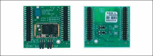 Внешний вид модуля eb506-AHC-IN производства компании A7 Engineering