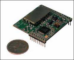 Внешний вид коммуникационного узла на базе модуля WN-100-CB