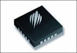 Внешний вид цифрового шагового аттенюатора компании Peregrine Semiconductor